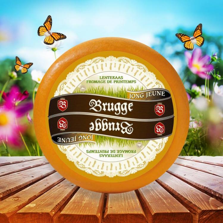 Brugge Jong Lentekaas